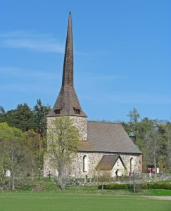 Österhaningen kirkko